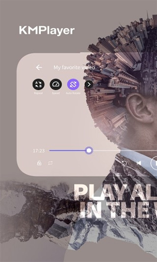 KMPlayer plus divx安卓版